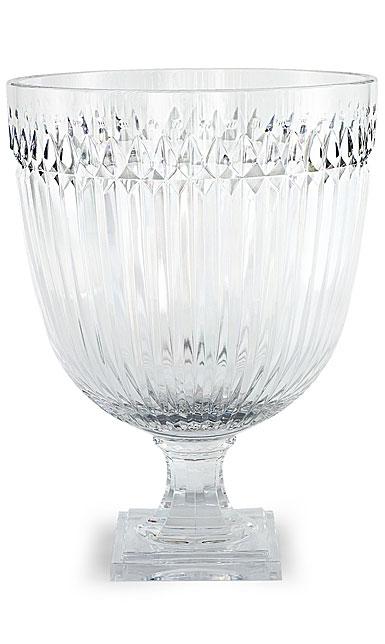 """Ralph Lauren Marion 10"""" Crystal Vase"""