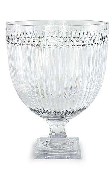 """Ralph Lauren Marion 13"""" Crystal Vase"""