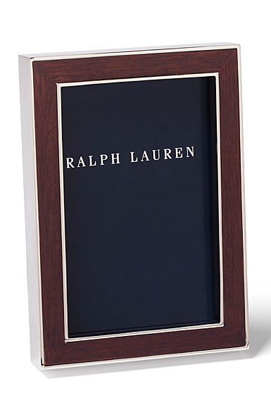 "Ralph Lauren Aiden 4x6"" Picture Frame"