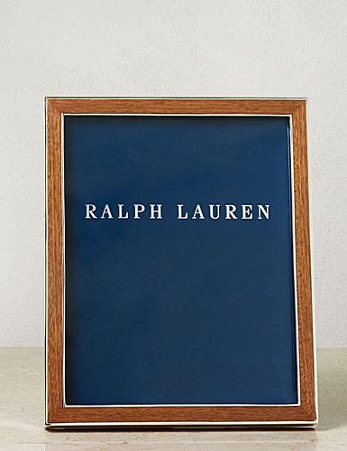 "Ralph Lauren Aiden 8x10"" Picture Frame"