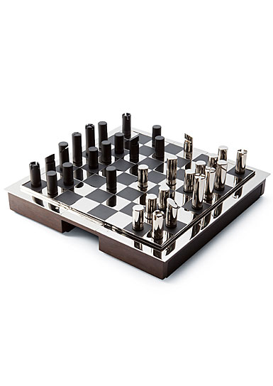 Ralph Lauren Sutton Carbon Fiber Chess Set