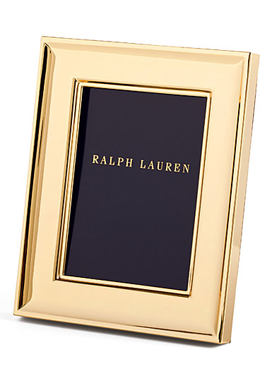 "Ralph Lauren Cove 8x10"" Frame, Gold"