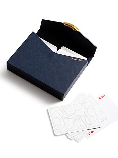 Ralph Lauren Sophie Playing Card Set