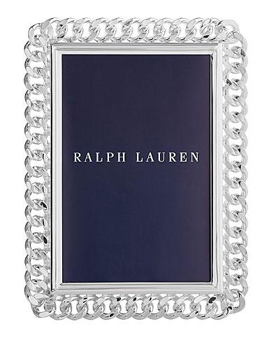 "Ralph Lauren Blake 4x6"" Picture Frame"
