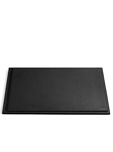Ralph Lauren Brennan Desk Blotter, Black