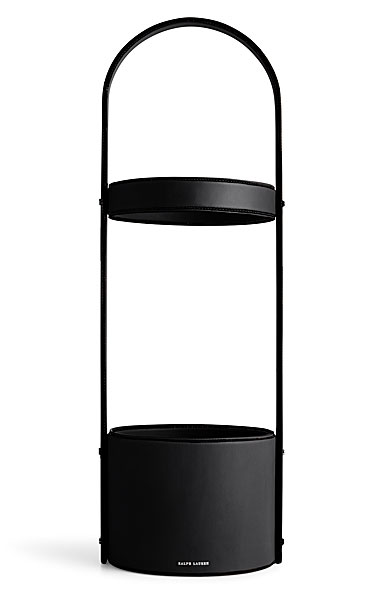 Ralph Lauren Brennan Umbrella Stand, Black