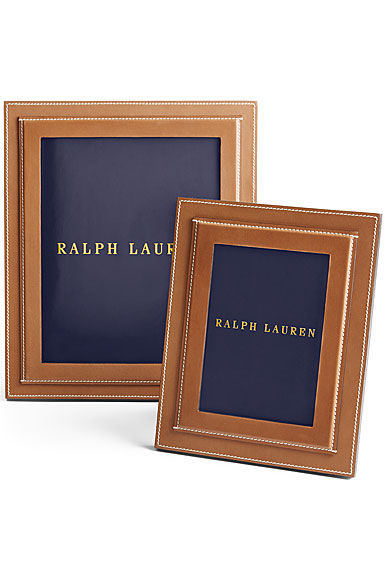 "Ralph Lauren Brennan Saddle 5x7"" Frame"