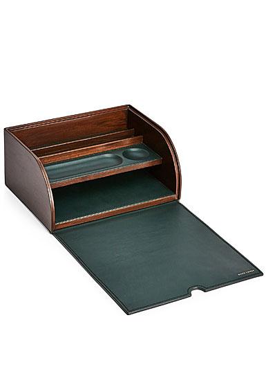 Ralph Lauren Brennan Writer's Box, Lodin Green