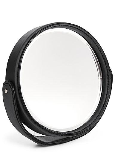 Ralph Lauren Brennan Desk Mirror Black