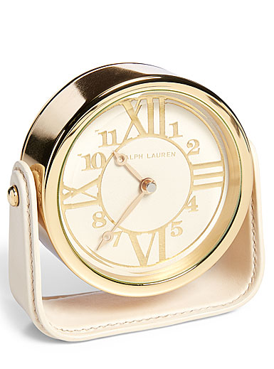 Ralph Lauren Brennan Clock, Cream