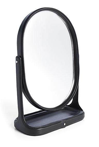 Ralph Lauren Brennan Vanity Mirror, Black
