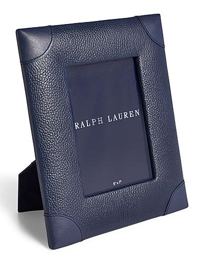 "Ralph Lauren Ryan 8""x10"" Frame, Navy"