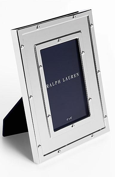 """Ralph Lauren Bleecker 4""""x6"""" Frame"""
