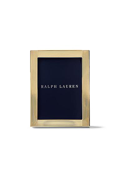 "Ralph Lauren Luke 5""x7"" Frame, Gold"