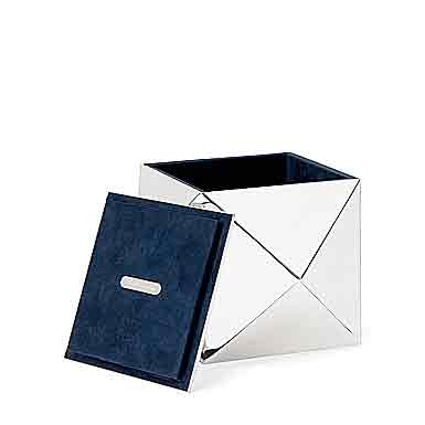 Ralph Lauren Raina Box, Silver