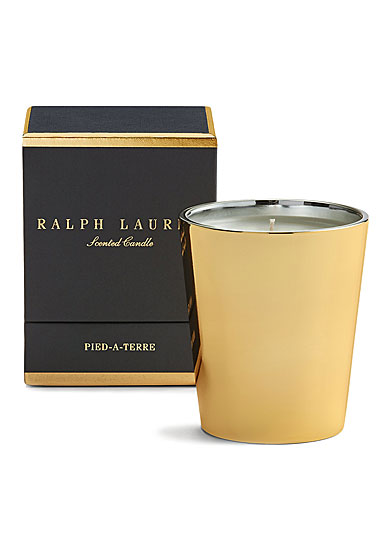 Ralph Lauren Pied a Terre Single Wick Candle, Single