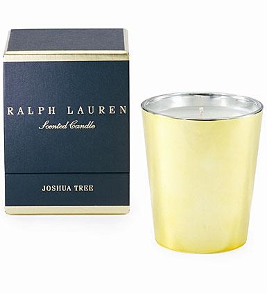 Ralph Lauren Joshua Tree Single Wick Candle, Single
