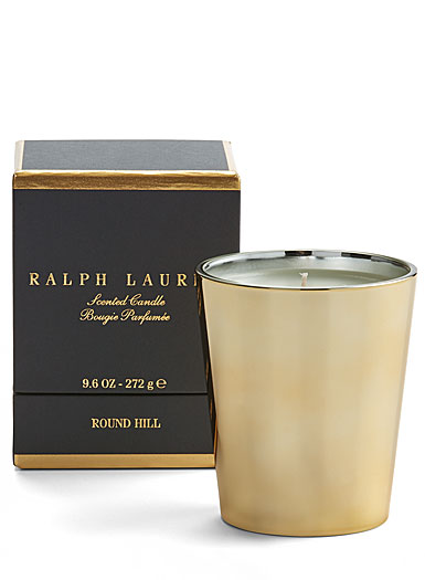 Ralph Lauren Round Hill Single Wick Candle