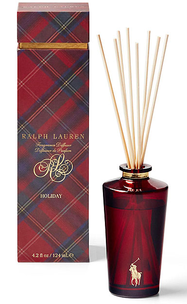Ralph Lauren Holiday Red Plaid Diffuser