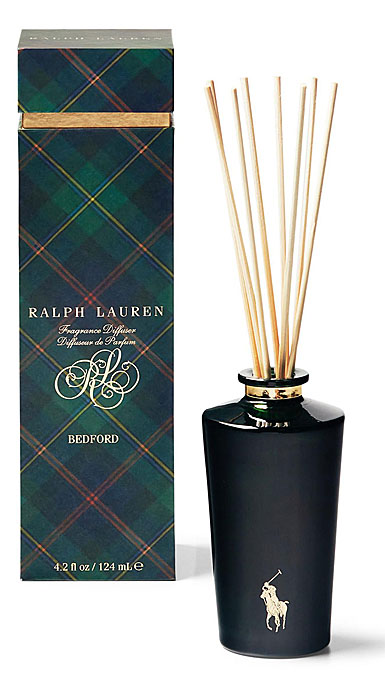 Ralph Lauren Bedford Green Plaid Diffuser