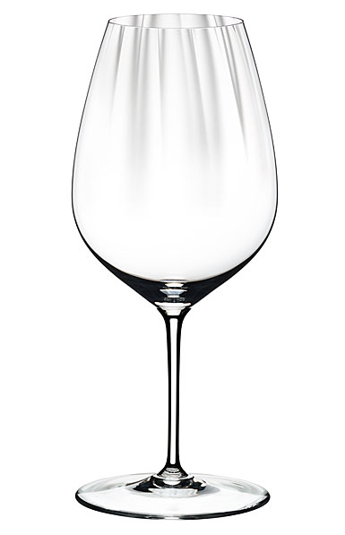 Riedel Performance Cabernet Crystal Wine Glasses, Pair