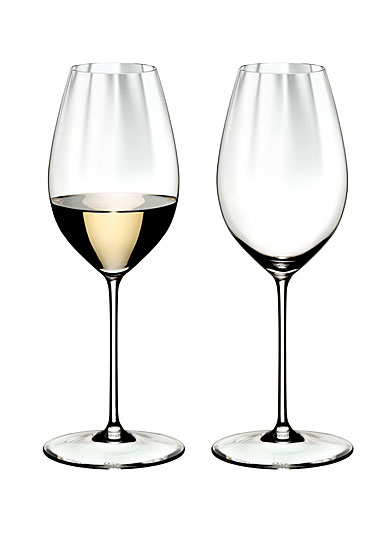 Riedel Performance Sauvignon Blanc Wine Glasses, Pair