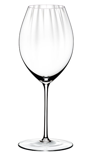 Riedel Performance Shiraz Crystal Wine Glasses, Pair