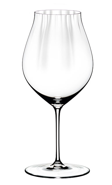 Riedel Performance Pinot Noir Crystal Wine Glasses, Pair