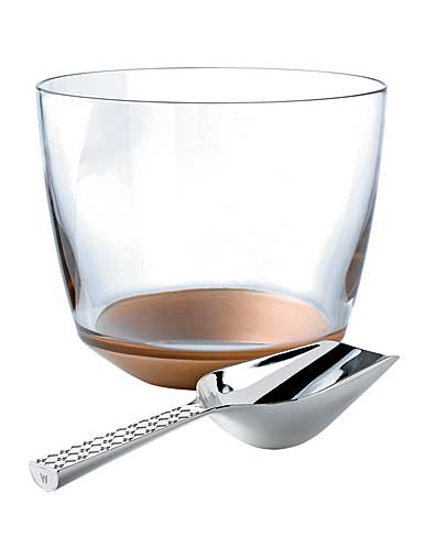 Wedgwood Arris Champagne Bucket and Scoop