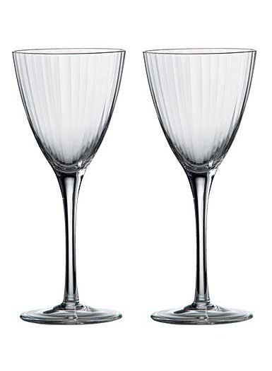 Wedgwood Tisbury Wine Glass, Pair