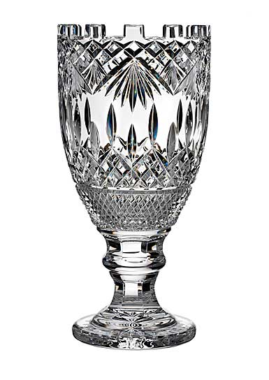 Waterford Crystal, House of Waterford Matt Kehoe Lismore Crystal Vase, Limited Edition of 250