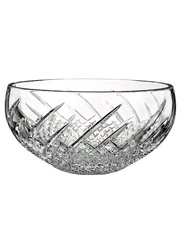 "Waterford Crystal, House of Waterford Wild Atlantic Way 9"" Crystal Bowl"