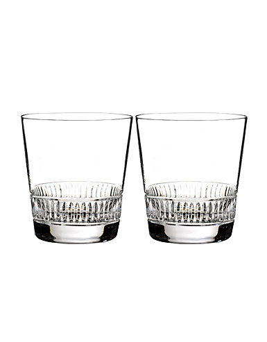Waterford Crystal, Town and Country Ashton Lane Tumbler, Pair