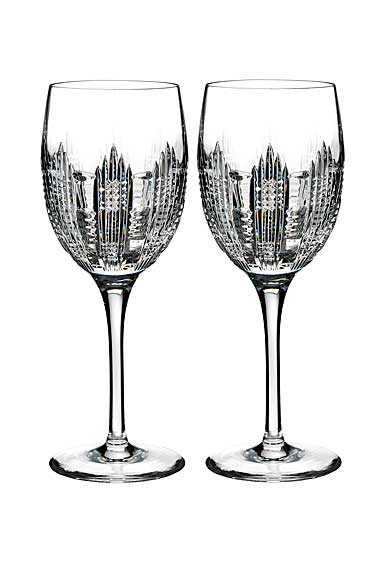 Waterford Crystal, Essentially Dungarvan Crystal Wine, Pair
