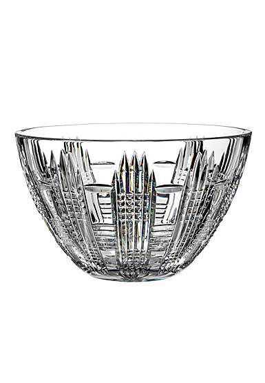 "Waterford Crystal, House of Waterford Dungarvan 8"" Crystal Bowl"