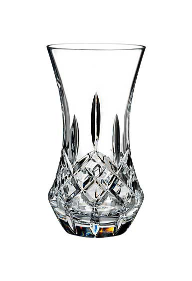 "Waterford Giftology Lismore Bon Bon 6"" Crystal Vase"