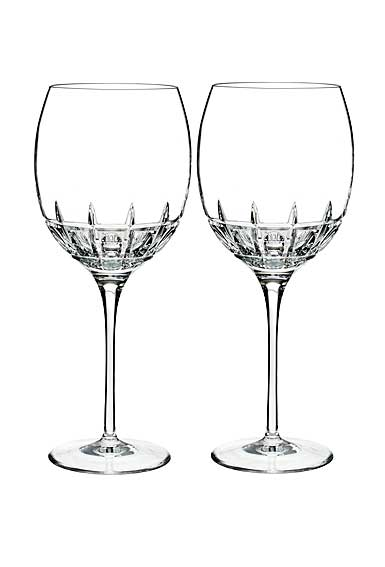Marquis by Waterford Crystal, Harper All Purpose Crystal Wine, Pair