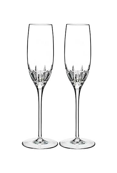 Marquis by Waterford Crystal, Harper Crystal Flute, Pair