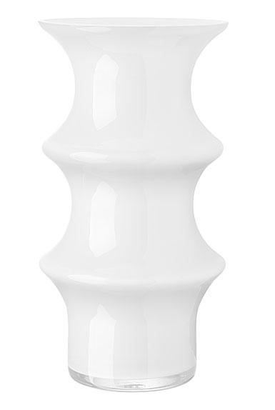 Kosta Boda Pagod Large Vase, Beige