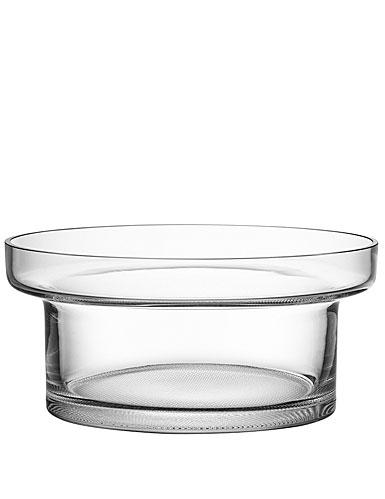 Kosta Boda Limelight Bowl Clear