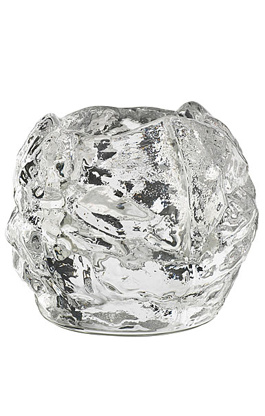 Kosta Boda Snowball Mini Votive, Single