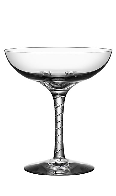 Kosta Boda Crystal Magic Coupe