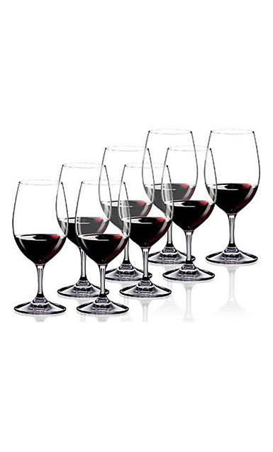 Riedel Ouverture, Magnum Glass Buy 6 Get 8 Gift Crystal Wine Glasses, Set