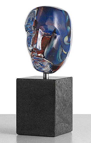 Kosta Boda Art Glass Bertil Vallien Loke Sculpture, Limited Edition