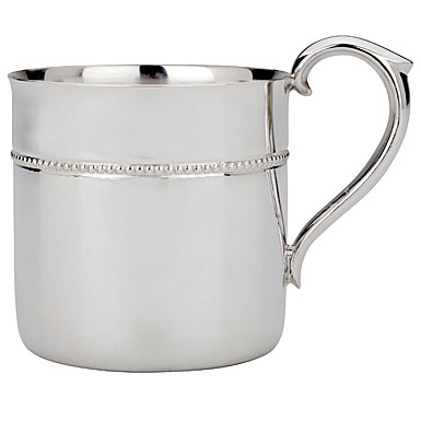 Reed & Barton Beaded Child's Cup