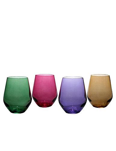 Lenox Tuscany Harvest Red Wine Tumblers - Set of 4