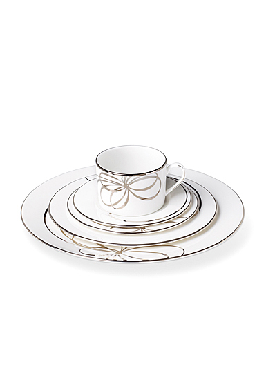 Kate Spade China by Lenox, Belle Boulevard, 5 Piece Place Setting