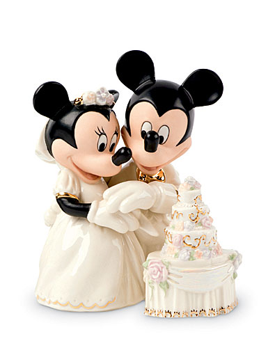 Lenox Minnie's Dream Wedding Cake