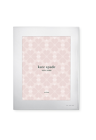 "Kate Spade New York, Lenox Darling Point 8x10"" Picture Frame"