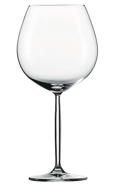 Schott Zwiesel Tritan Crystal, Diva Claret Burgundy, Single